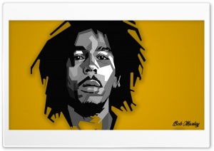 Bob Marley HD Wide Wallpaper for Widescreen