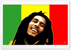 Bob Marley Ultra HD Wallpaper for 4K UHD Widescreen desktop, tablet & smartphone