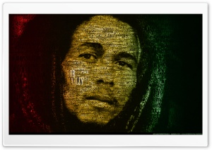 Bob Marley discography HD Wide Wallpaper for 4K UHD Widescreen desktop & smartphone