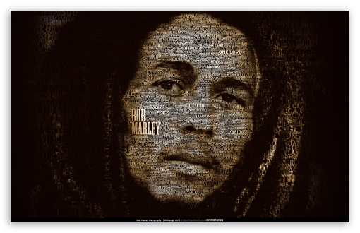 Bob Marley Discography Of Life 4k Hd Desktop Wallpaper For 4k