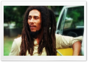 Bob Marley HD Ultra HD Wallpaper for 4K UHD Widescreen desktop, tablet & smartphone