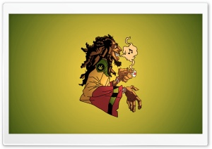Bob Marley HQ HD Wide Wallpaper for Widescreen