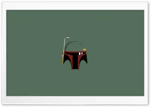 Boba Fett Art HD Wide Wallpaper for Widescreen