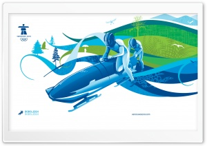 Bobsleigh HD Wide Wallpaper for Widescreen
