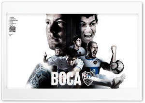 Boca Juniors HD Wide Wallpaper for Widescreen