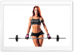 Bodybuilding Training Women HD Wide Wallpaper for 4K UHD Widescreen desktop & smartphone
