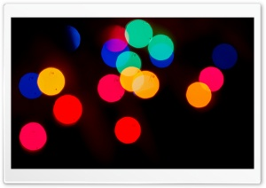 Bokeh HD Wide Wallpaper for 4K UHD Widescreen desktop & smartphone