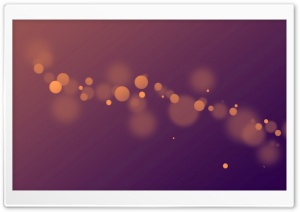 Bokeh Background HD Wide Wallpaper for Widescreen