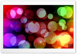 Bokeh by Naim_AR HD Wide Wallpaper for Widescreen