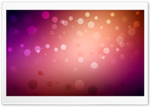 Bokeh Effect HD Wide Wallpaper for Widescreen