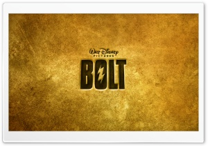 Bolt Logo HD Wide Wallpaper for 4K UHD Widescreen desktop & smartphone