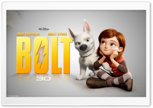 Bolt Movie HD Wide Wallpaper for Widescreen