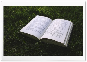 Book HD Wide Wallpaper for Widescreen