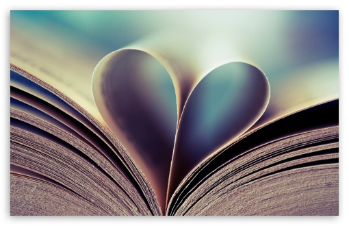 Book Heart HD wallpaper for Standard 4:3 5:4 Fullscreen UXGA XGA SVGA QSXGA SXGA ; Wide 16:10 5:3 Widescreen WHXGA WQXGA WUXGA WXGA WGA ; HD 16:9 High Definition WQHD QWXGA 1080p 900p 720p QHD nHD ; Other 3:2 DVGA HVGA HQVGA devices ( Apple PowerBook G4 iPhone 4 3G 3GS iPod Touch ) ; Mobile VGA WVGA iPhone iPad PSP Phone - VGA QVGA Smartphone ( PocketPC GPS iPod Zune BlackBerry HTC Samsung LG Nokia Eten Asus ) WVGA WQVGA Smartphone ( HTC Samsung Sony Ericsson LG Vertu MIO ) HVGA Smartphone ( Apple iPhone iPod BlackBerry HTC Samsung Nokia ) Sony PSP Zune HD Zen ; Tablet 2 Android ; Dual 5:4 QSXGA SXGA ;