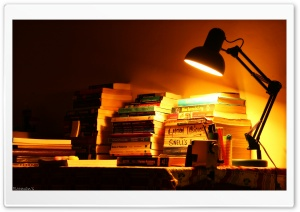 Books Life HD Wide Wallpaper for Widescreen