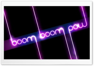 Boom HD Wide Wallpaper for Widescreen