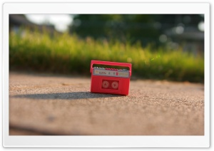Boombox HD Wide Wallpaper for Widescreen