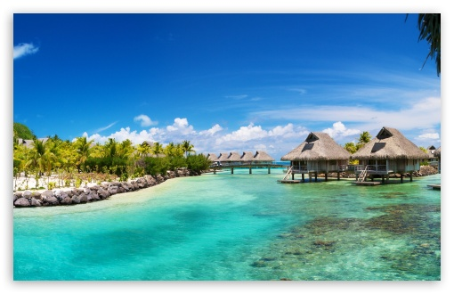 Bora Bora Bungalows HD wallpaper for Wide 16:10 5:3 Widescreen WHXGA WQXGA WUXGA WXGA WGA ; HD 16:9 High Definition WQHD QWXGA 1080p 900p 720p QHD nHD ; Standard 4:3 5:4 3:2 Fullscreen UXGA XGA SVGA QSXGA SXGA DVGA HVGA HQVGA devices ( Apple PowerBook G4 iPhone 4 3G 3GS iPod Touch ) ; Tablet 1:1 ; iPad 1/2/Mini ; Mobile 4:3 5:3 3:2 16:9 5:4 - UXGA XGA SVGA WGA DVGA HVGA HQVGA devices ( Apple PowerBook G4 iPhone 4 3G 3GS iPod Touch ) WQHD QWXGA 1080p 900p 720p QHD nHD QSXGA SXGA ; Dual 16:10 5:3 16:9 4:3 5:4 WHXGA WQXGA WUXGA WXGA WGA WQHD QWXGA 1080p 900p 720p QHD nHD UXGA XGA SVGA QSXGA SXGA ;