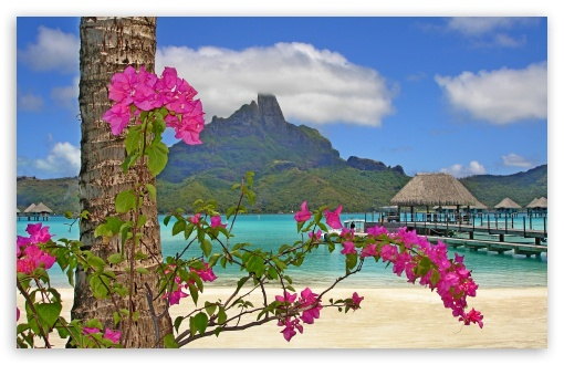 Bora Bora Landscape HD wallpaper for Wide 16:10 5:3 Widescreen WHXGA WQXGA WUXGA WXGA WGA ; HD 16:9 High Definition WQHD QWXGA 1080p 900p 720p QHD nHD ; Standard 4:3 5:4 3:2 Fullscreen UXGA XGA SVGA QSXGA SXGA DVGA HVGA HQVGA devices ( Apple PowerBook G4 iPhone 4 3G 3GS iPod Touch ) ; Tablet 1:1 ; iPad 1/2/Mini ; Mobile 4:3 5:3 3:2 16:9 5:4 - UXGA XGA SVGA WGA DVGA HVGA HQVGA devices ( Apple PowerBook G4 iPhone 4 3G 3GS iPod Touch ) WQHD QWXGA 1080p 900p 720p QHD nHD QSXGA SXGA ;