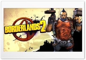 Borderlands 2 2012 HD Wide Wallpaper for Widescreen