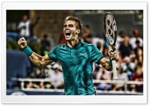Borna Coric Ultra HD Wallpaper for 4K UHD Widescreen desktop, tablet & smartphone