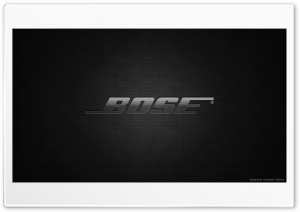 BOSE Music Ultra HD Wallpaper for 4K UHD Widescreen desktop, tablet & smartphone