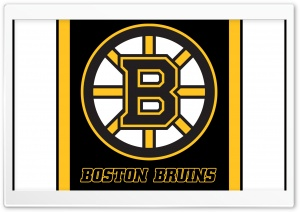 Boston Bruins HD Wide Wallpaper for Widescreen