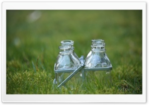 Bottles HD Wide Wallpaper for Widescreen