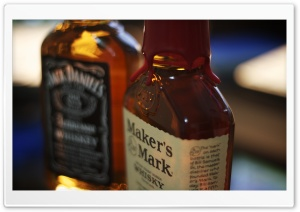 Bourbon Whiskey HD Wide Wallpaper for Widescreen