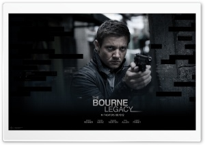 Bourne Legacy HD Wide Wallpaper for Widescreen