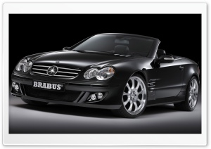 Brabus Car HD Wide Wallpaper for Widescreen