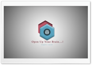 Brain HD Wide Wallpaper for Widescreen