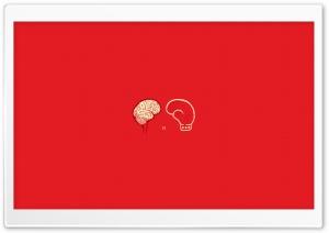 Brain Vs Muscle Ultra HD Wallpaper for 4K UHD Widescreen desktop, tablet & smartphone