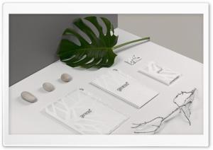 Brand Mockup Ultra HD Wallpaper for 4K UHD Widescreen desktop, tablet & smartphone