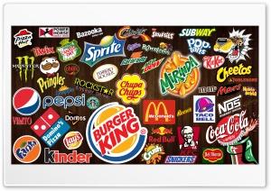 Brands Logos HD Wide Wallpaper for 4K UHD Widescreen desktop & smartphone