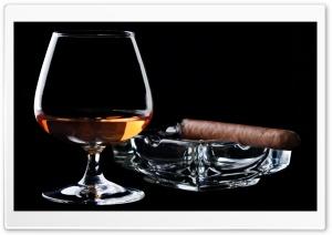 Brandy And Cigar Ultra HD Wallpaper for 4K UHD Widescreen desktop, tablet & smartphone