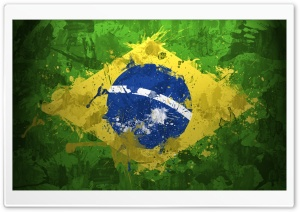 Brasil HD Wide Wallpaper for Widescreen
