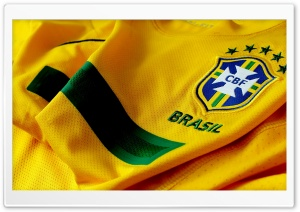 Brasil CBF HD Wide Wallpaper for Widescreen
