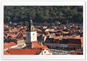 Brasov HD Wide Wallpaper for Widescreen