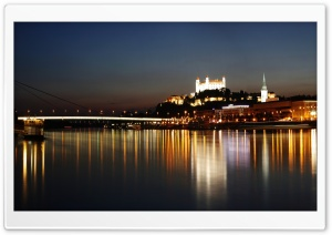 Bratislava HD Wide Wallpaper for Widescreen