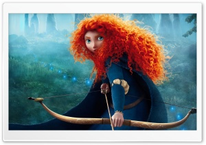 Brave HD Wide Wallpaper for Widescreen