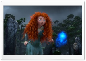 Brave Pixar HD Wide Wallpaper for Widescreen