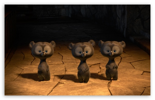 Brave Triplet Bear Cubs HD wallpaper for Standard 4:3 5:4 Fullscreen UXGA XGA SVGA QSXGA SXGA ; Wide 16:10 5:3 Widescreen WHXGA WQXGA WUXGA WXGA WGA ; HD 16:9 High Definition WQHD QWXGA 1080p 900p 720p QHD nHD ; Other 3:2 DVGA HVGA HQVGA devices ( Apple PowerBook G4 iPhone 4 3G 3GS iPod Touch ) ; Mobile VGA WVGA iPhone iPad PSP Phone - VGA QVGA Smartphone ( PocketPC GPS iPod Zune BlackBerry HTC Samsung LG Nokia Eten Asus ) WVGA WQVGA Smartphone ( HTC Samsung Sony Ericsson LG Vertu MIO ) HVGA Smartphone ( Apple iPhone iPod BlackBerry HTC Samsung Nokia ) Sony PSP Zune HD Zen ; Dual 4:3 5:4 16:10 5:3 16:9 UXGA XGA SVGA QSXGA SXGA WHXGA WQXGA WUXGA WXGA WGA WQHD QWXGA 1080p 900p 720p QHD nHD ;