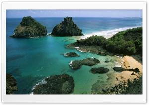 Brazil Beach HD Wide Wallpaper for 4K UHD Widescreen desktop & smartphone