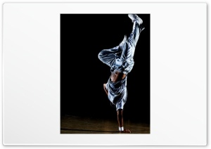 Break Dance HD Wide Wallpaper for Widescreen
