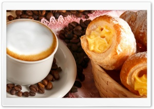 Breakfast HD Wide Wallpaper for Widescreen