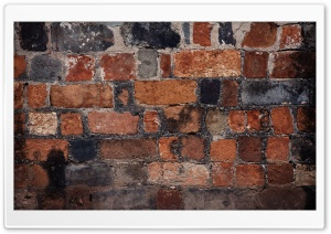 Brick Wall HD Wide Wallpaper for 4K UHD Widescreen desktop & smartphone