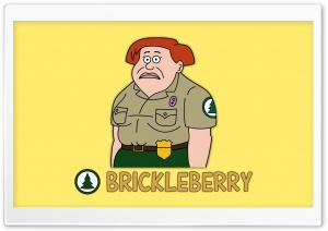 Brickleberry Connie HD Wide Wallpaper for 4K UHD Widescreen desktop & smartphone