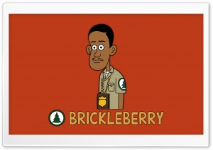 Brickleberry Denzel HD Wide Wallpaper for Widescreen