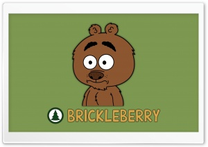 Brickleberry Malloy HD Wide Wallpaper for Widescreen